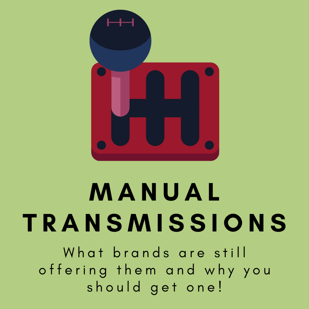 Manual transmissions guide