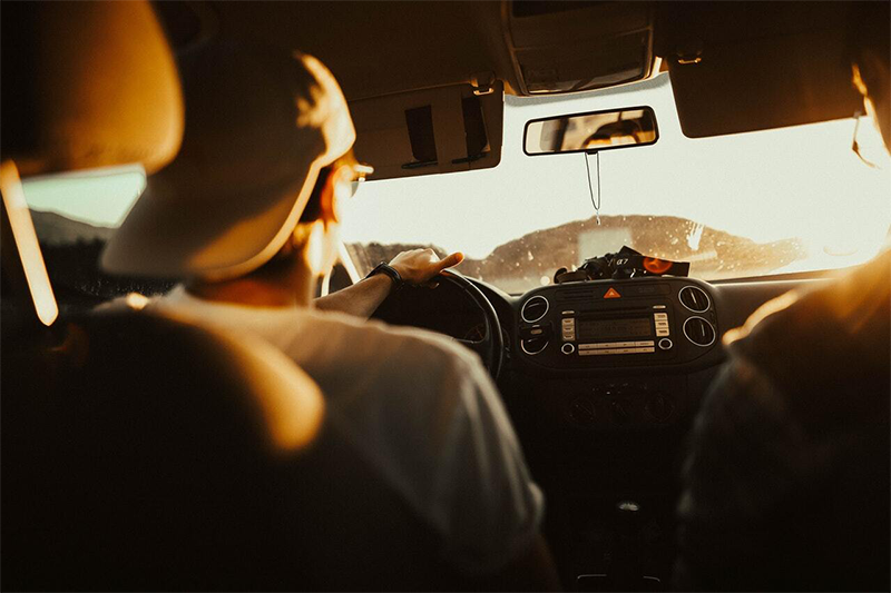 Why you need a visor in your car